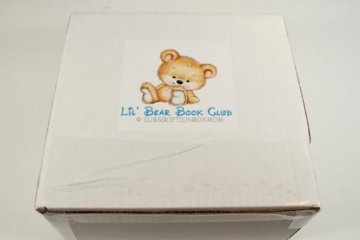 Lil' Bear Book Club box