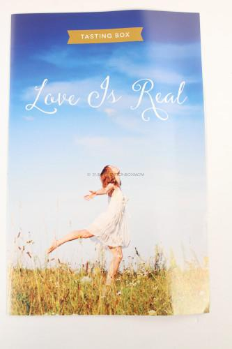 """Love is Real"""