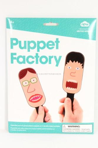 NPW Puppet Factory