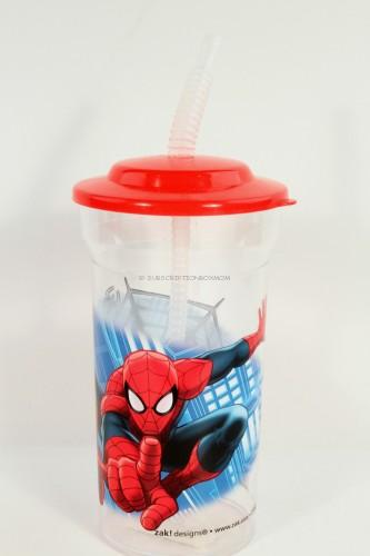 Spiderman Sports Tumbler
