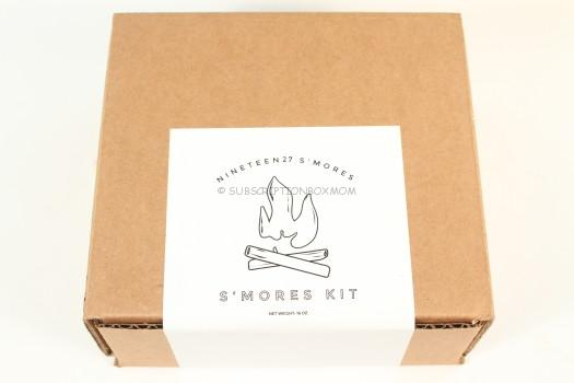Nineteen27 S'Mores Vanilla S'Mores Kit