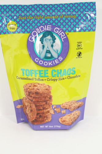 Goodie Girl Cookies - Crunchy Chaos - Gluten Free