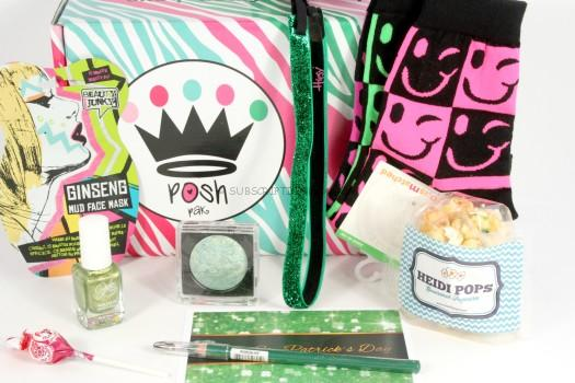 Posh Pak March 2016 Review