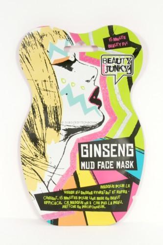 Beauty Junky Nourishing Face Mask