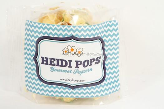 Heidi Pops Popcorn Leprechaun Cake