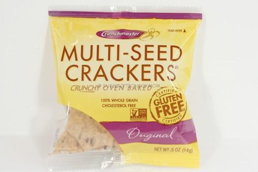 Crunchmaster Multi Seed Crackers