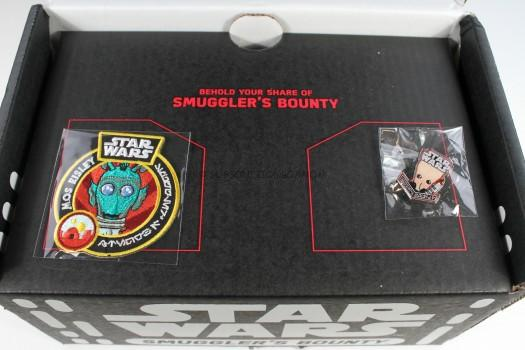 Smugglers Bounty March 2016 Star Wars Review May 2016