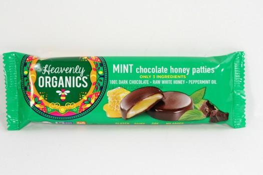 Heavenly Organics Mint Honey Patties