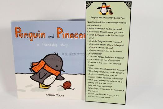 Penguin and Pinecone Salina Yoon
