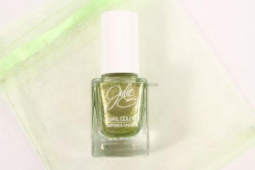 JulieG Nail Polish in Shimmer Island