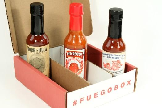 Fuego Box March 2016 Review