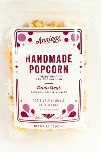 Annie B Triple Threat Popcorn