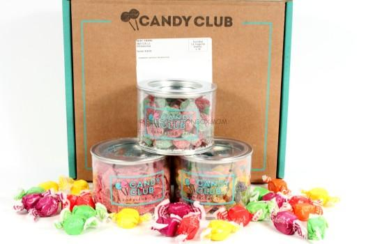 Candy Club March 2016 Review