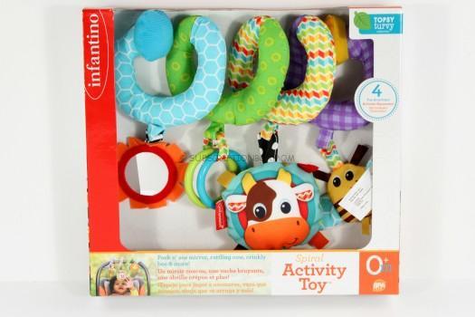 Infantino Activity Toy