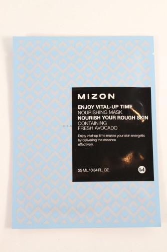 Mizon Enjoy Vital Up Time Nourishing Mask