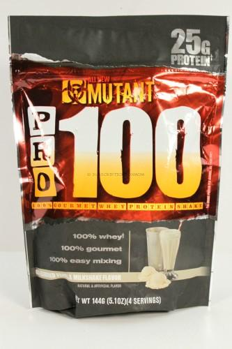 Mutant Pro 100 Gourmet Protein Powder