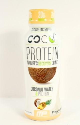 MusclePharm Coco Protein Pina Colada
