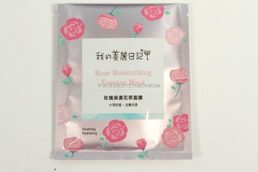 My Beauty Diary Rose Essence Moisturizing Mask