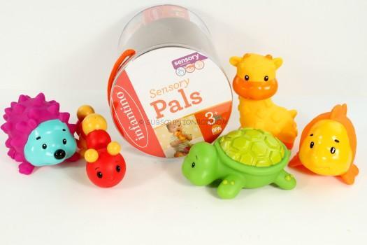 Infantino Sensory Pals