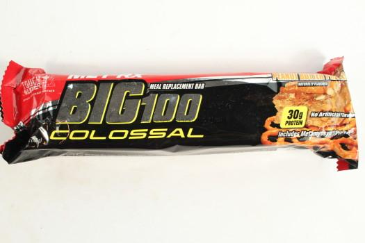 Metrx Big 100 Colossal Bar Peanut Butter Pretzel