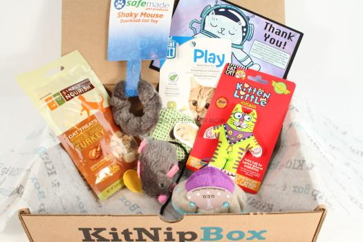 KitNipBox March 2016 Review