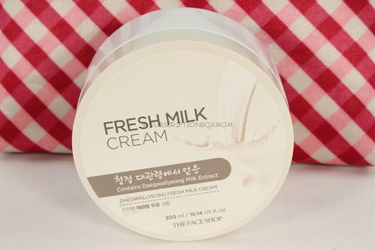 The Face Shop Daegwallyyong Fresh Milk Cream