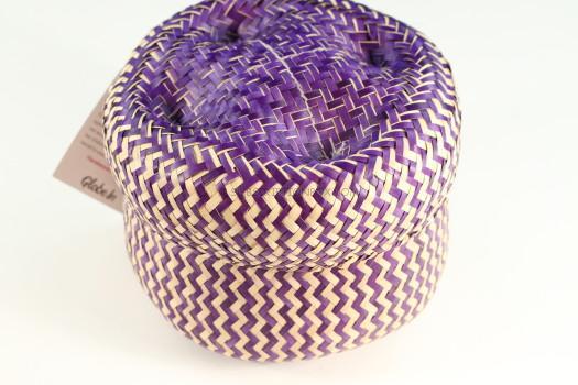 Handwoven Basket from Dona Selerina Garcia