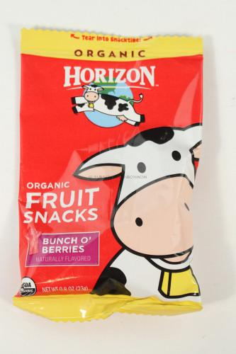 Horizon Organics Fruit Snacks
