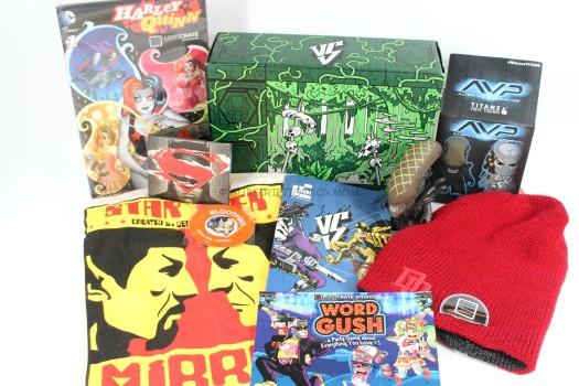 Loot Crate March 2016 Review