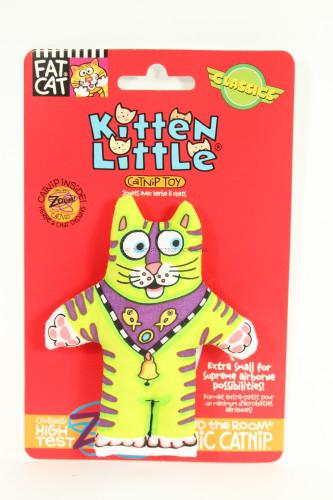 Kitten Little Catnip Toy