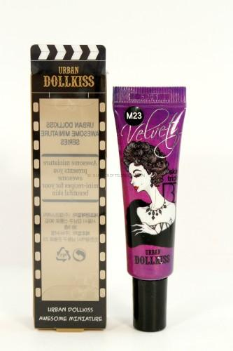 Urban Dollkiss Velvety Skin Triple Mini BB Cream