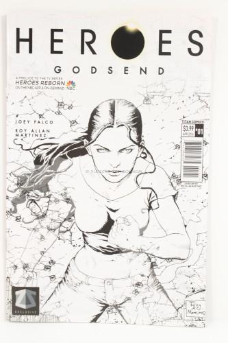Heroes Godsend Comic
