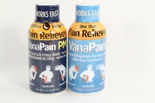 VanaPain Regular and Pm
