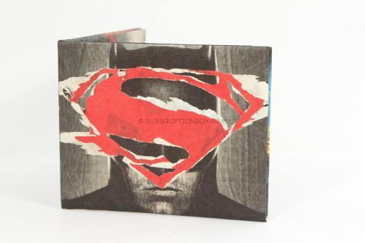 Dynomighty Exclusive Batman V Superman Dawn of Justice Mighty Wallet