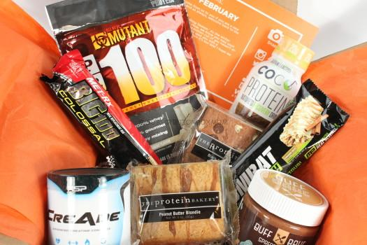 GymBag February 2016 Review