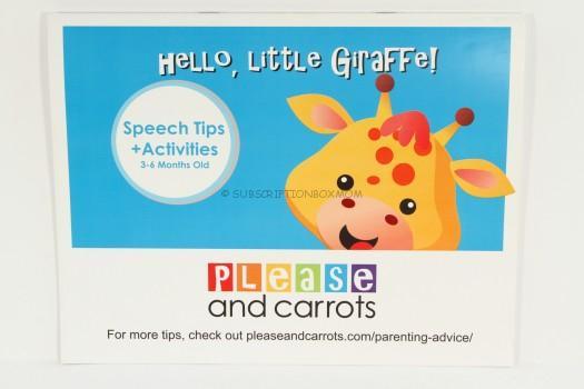 speech tips and activities