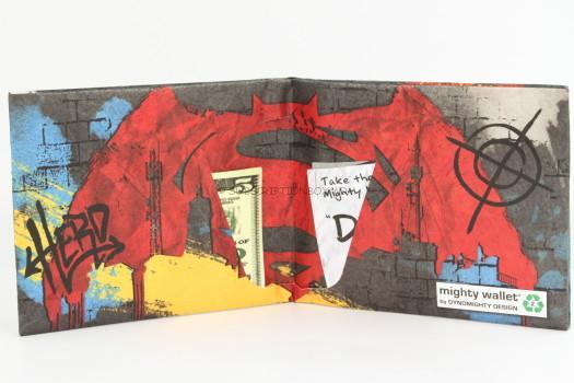 Batman V Superman Wallet