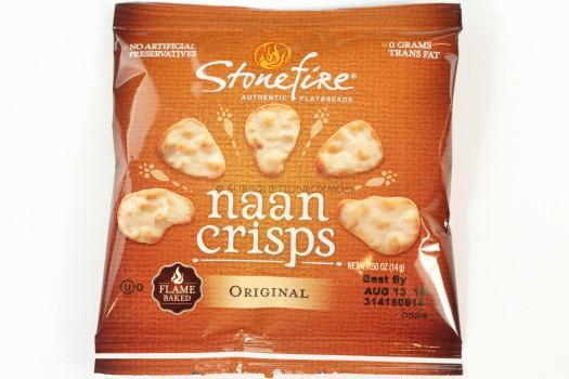 Stonefire Naan Crisps