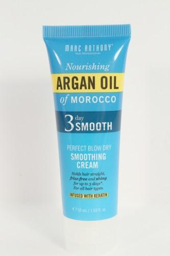 MARC ANTHONY Oil of Morocco Argan Oil 3-Day Smooth Perfect Blow Dry Smoothing Cream