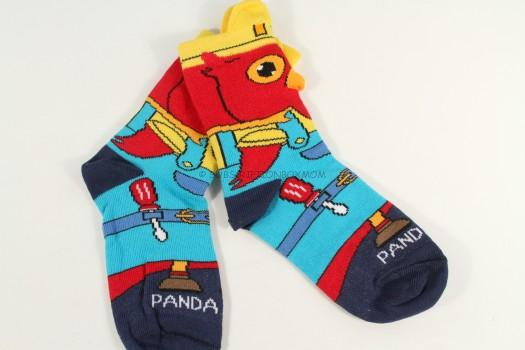 Hooty the Owl Socks