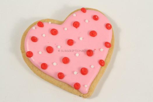 Heart Sugar Cookie (High Tea Bakery)