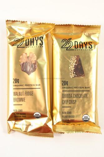 22 Days Nutrition Protein Bar