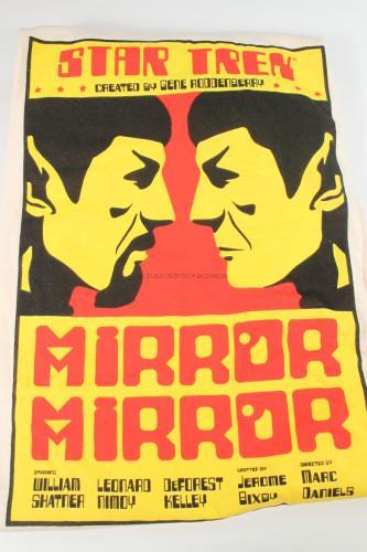 Mirror, Mirror T-Shirt from Quantum Mechanix