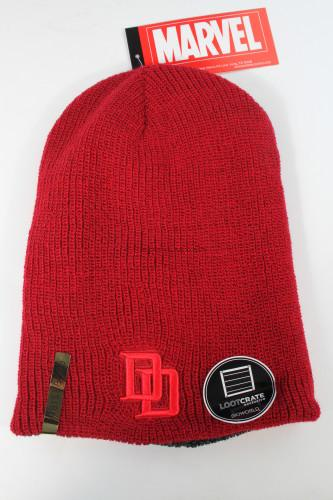 Exclusive Daredevil/Punisher Reversible Beanie