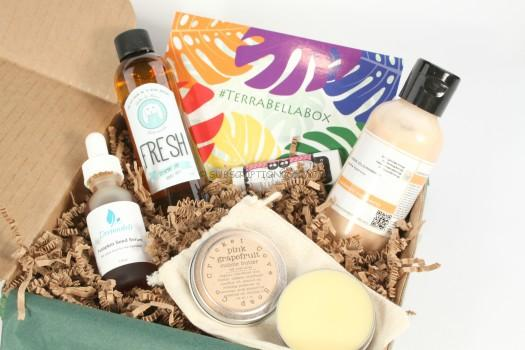 Terra Bella Box March 2016 Review