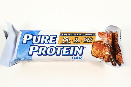 Pure Protein Bar Chocolate Salted Carmel