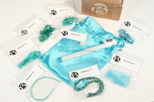 BeadCrate March 2016 Review