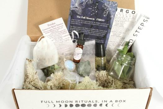 MoonBox by Gaia Collective February 2016 Subscription Review