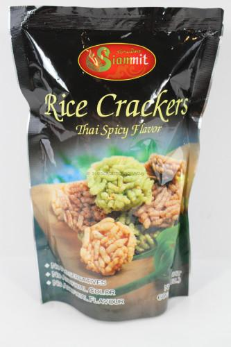 Siammit Rice Crackers