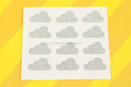 Glitter Clouds